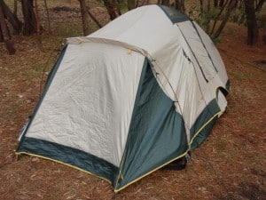 A Cheap Tent