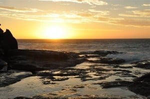 Kalbarri Sunset 300x199 A week in Kalbarri
