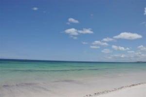 A Beach at Cervantes