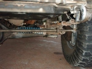 A leaf sprung hilux 300x225 Get the right suspension for your four wheel drive