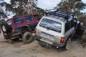 Improving 4x4 Flex 300x199 The importance of 4x4 Suspension