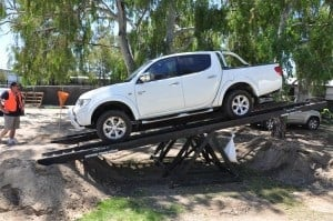 Mitsubishi Triton without a canopy 300x199 Ute Canopies; whats out there?