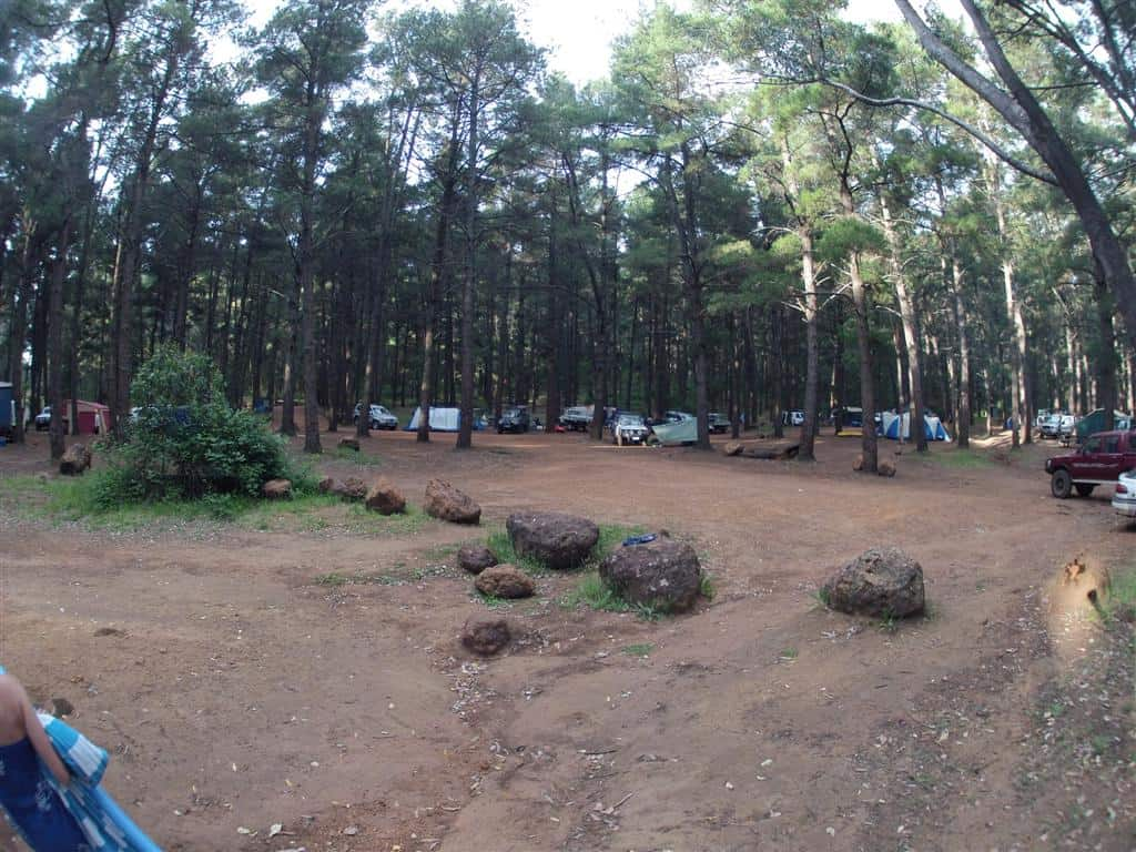 Camp Grounds in Dwellingup