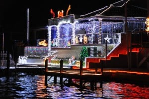 Perth Christmas Lights in Mandurah