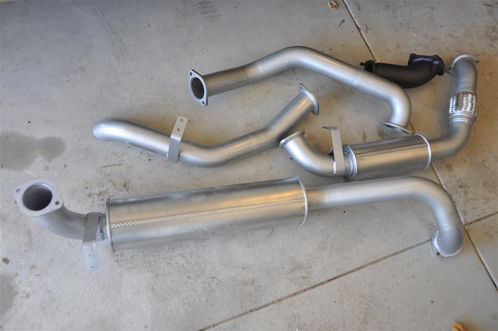 "3"" Beaudesert Exhaust"