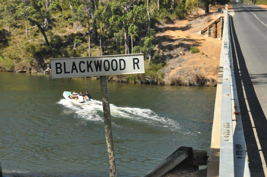 Blackwood River