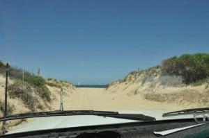Preston Beach 4WD