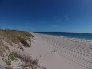 Preston Beach on the Go Pro