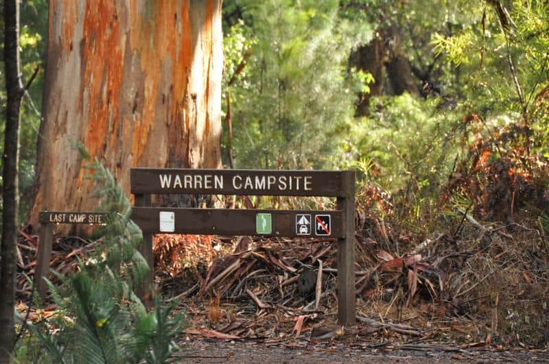 Warren River is a pristine place to visit