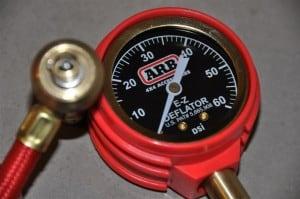ARB Deflator gauge