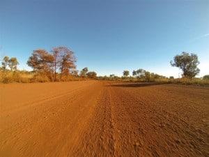 Karijini Gravel Roads