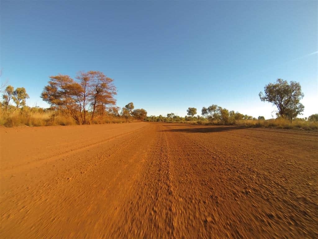 Karijini Gravel Roads