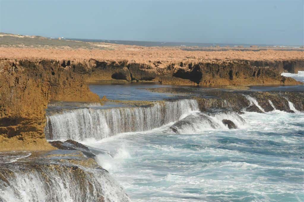 Quobba has an incredible coastline