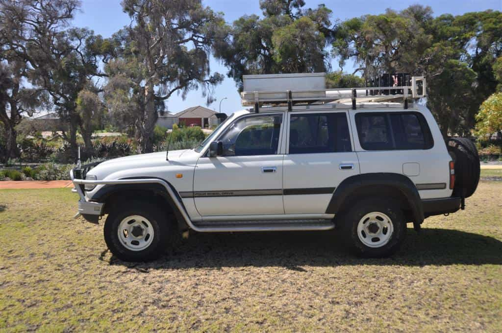80 Series Land Cruiser
