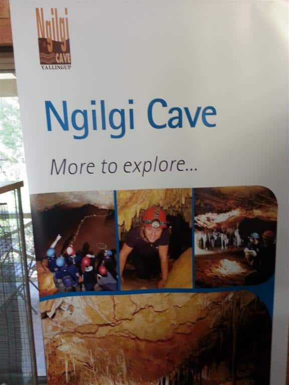 Ngilgi Cave poster