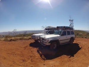 Mount Namless 4x4