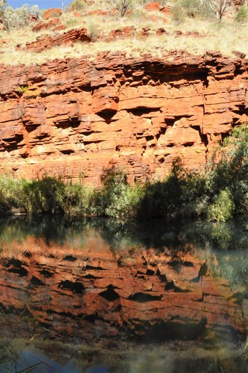 Karijini reflections