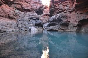 Karijini Water pool