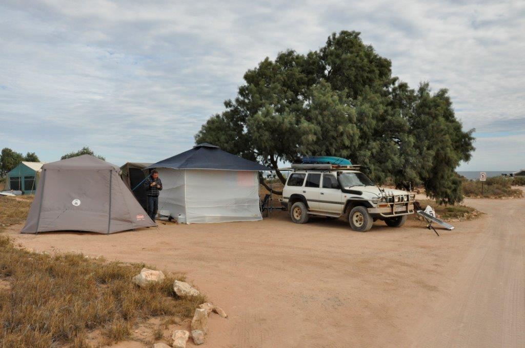 Gnaraloo Station Camping