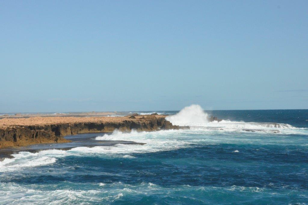 Coastline Near Quobba