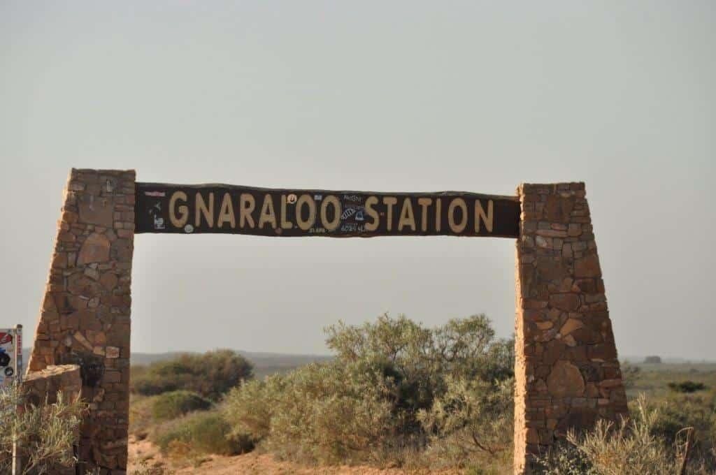 Gnaraloo Station near Quobba