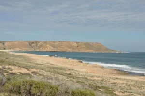 Red Bluff, Quobba