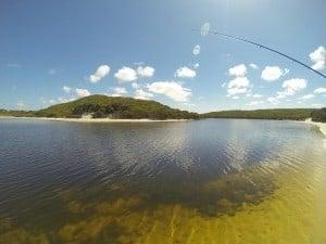 Stokes National Park fishing