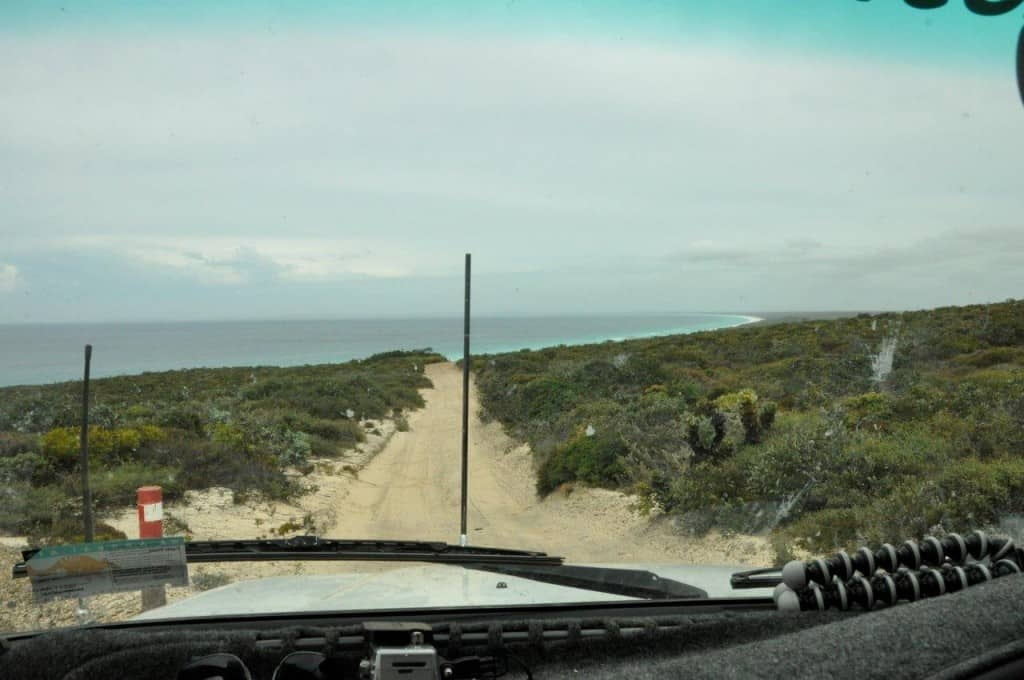 Bremer Bay 4x4 tracks