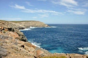 Bremer Bay coastline