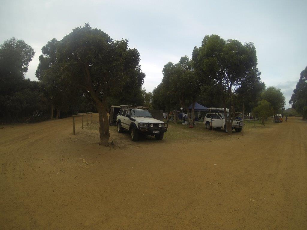 Orleans Caravan Park, Esperance