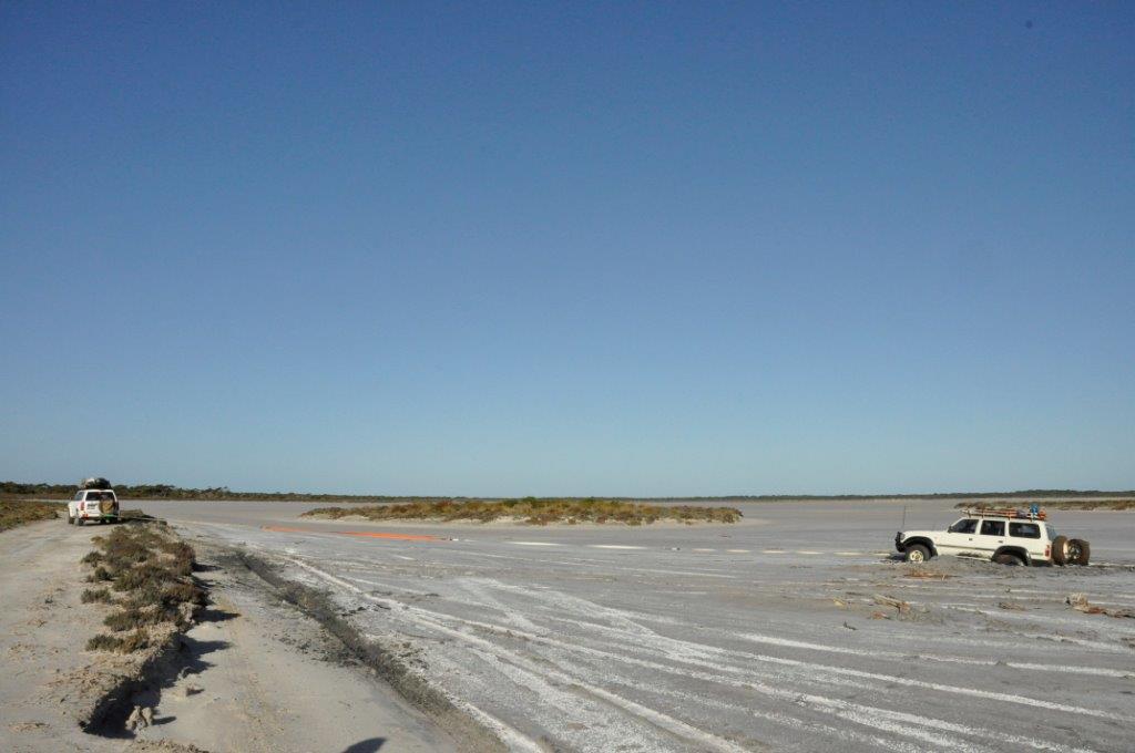 Salt lake 4wd recovery