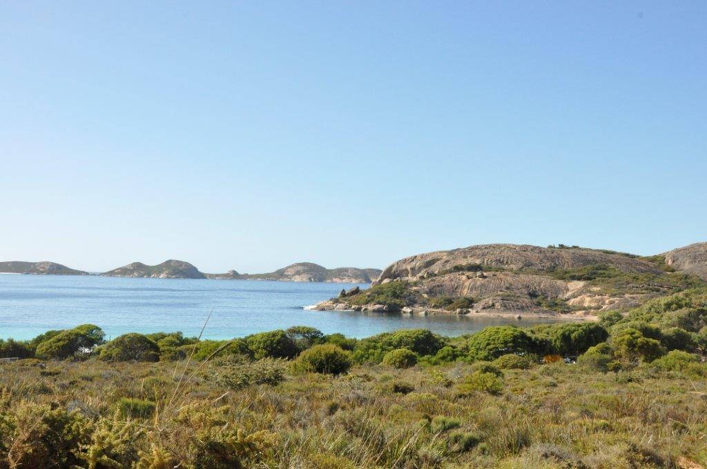 Lucky Bay, Esperance