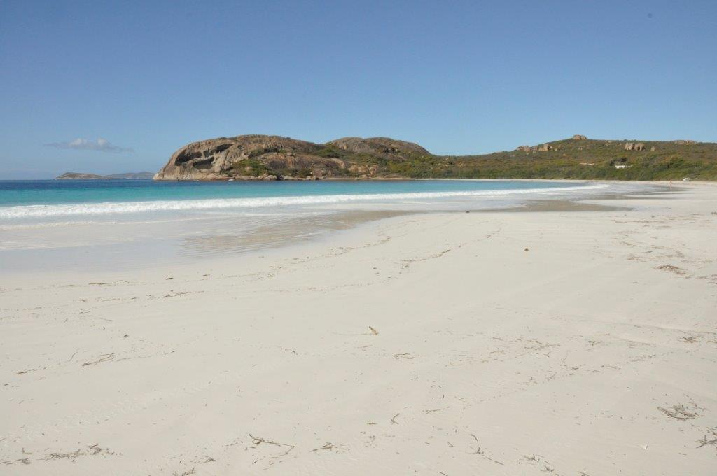 Lucky Bay in Esperance