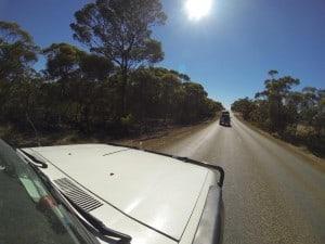 Road to Esperance