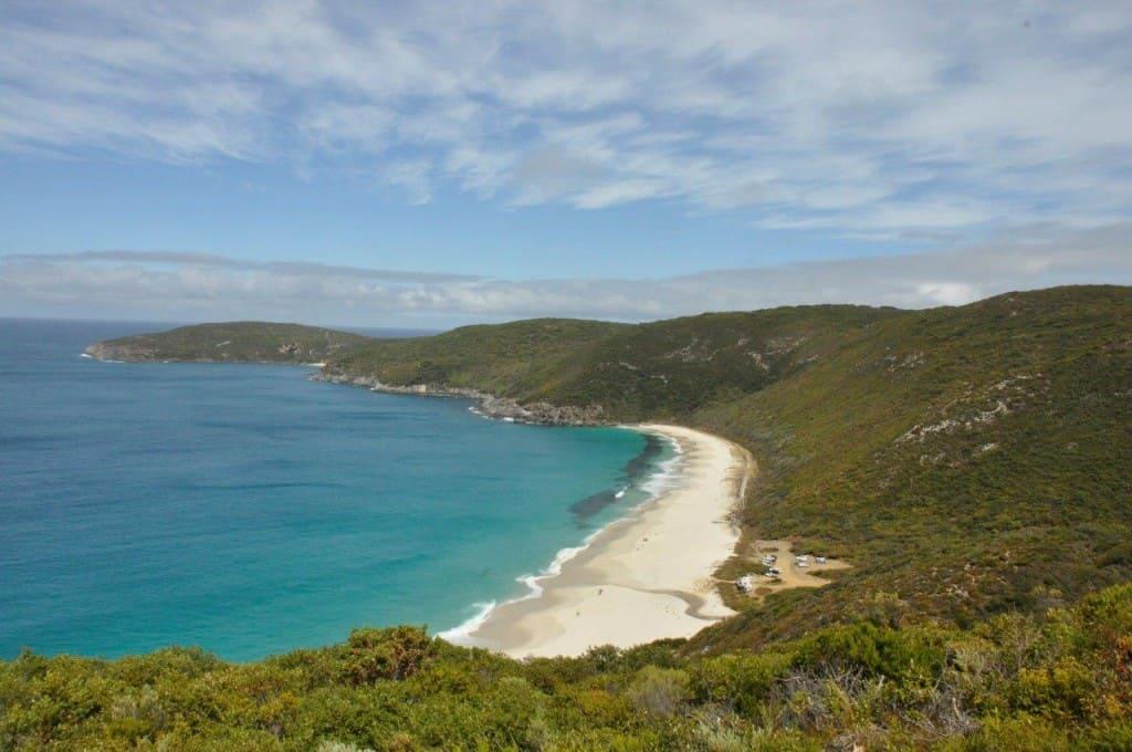 Shelley Beach view