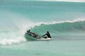 Kayaking in Esperance