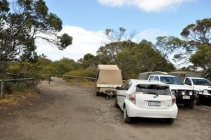 Point Riche Camping