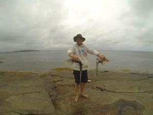 Bremer Bay Squidding