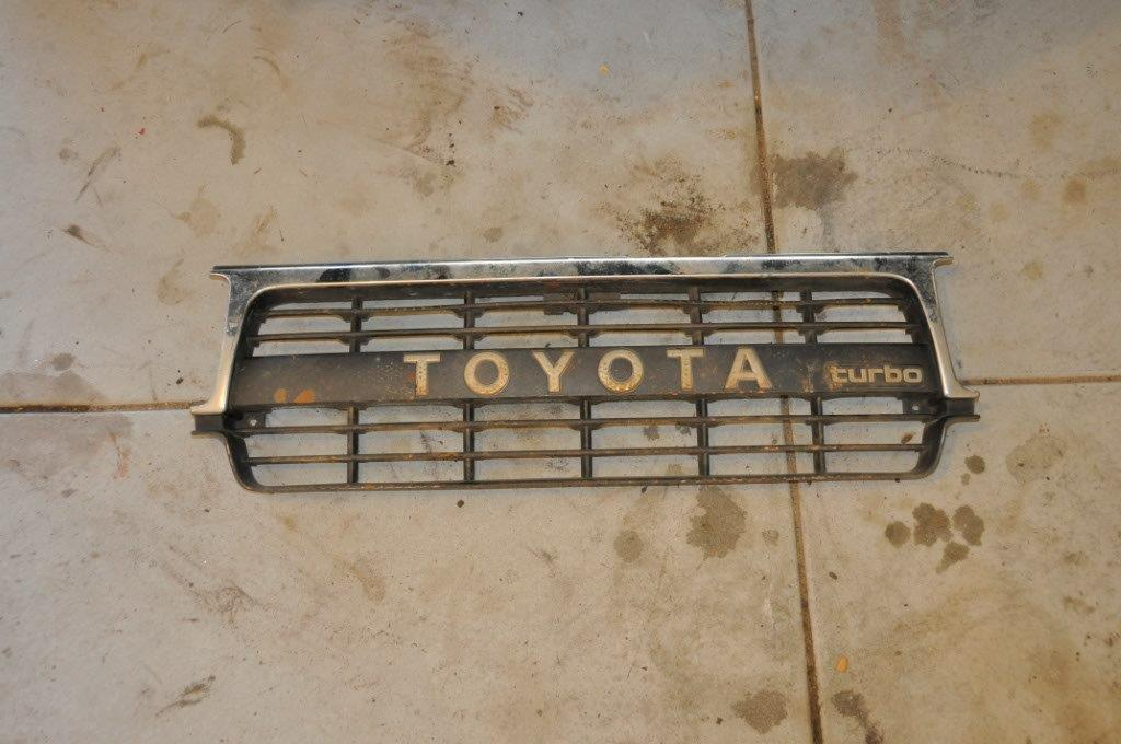 80 series center grill