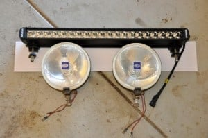New Narva LED Light Bar