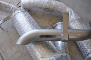 80 series land cruiser exhaust