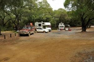 Torbay Inlet Camping