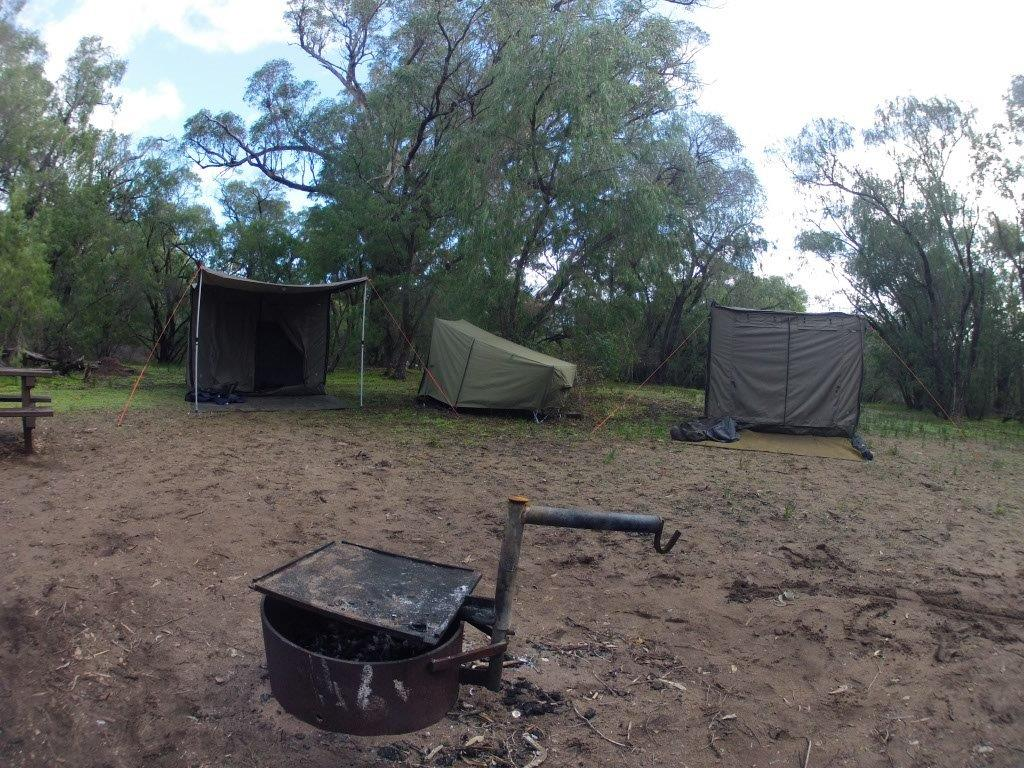 Belvidere camping