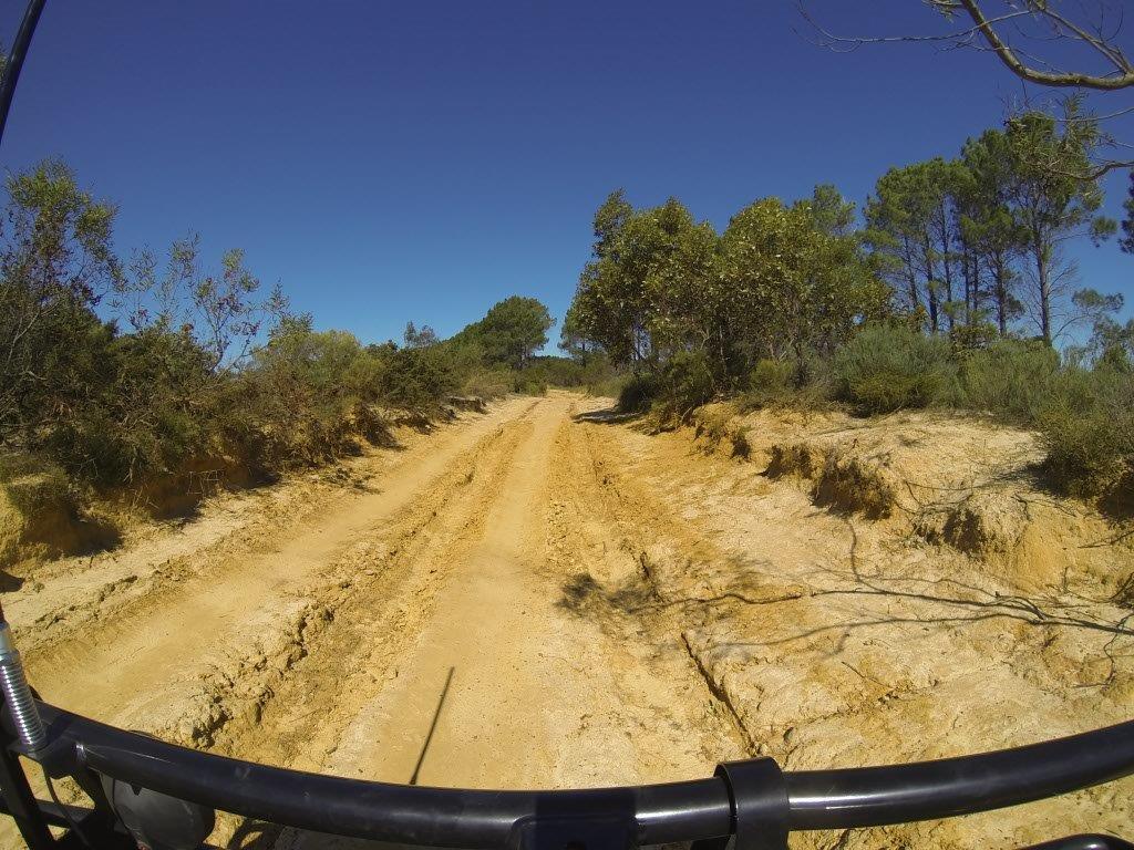 Fisheries Road 4x4 Track