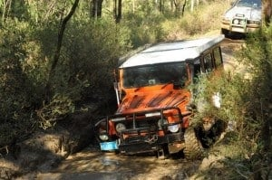 4WD weather considerations
