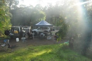 Awesome morning at Brunswick 300x199 Camping Near Perth; why travel hours away?