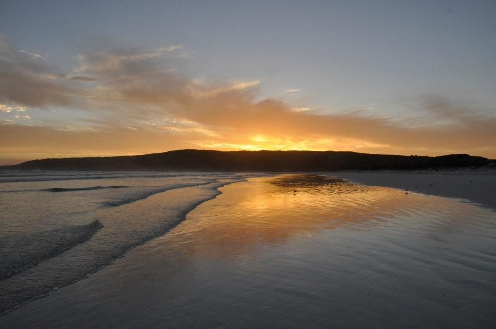 Thomas River sunset