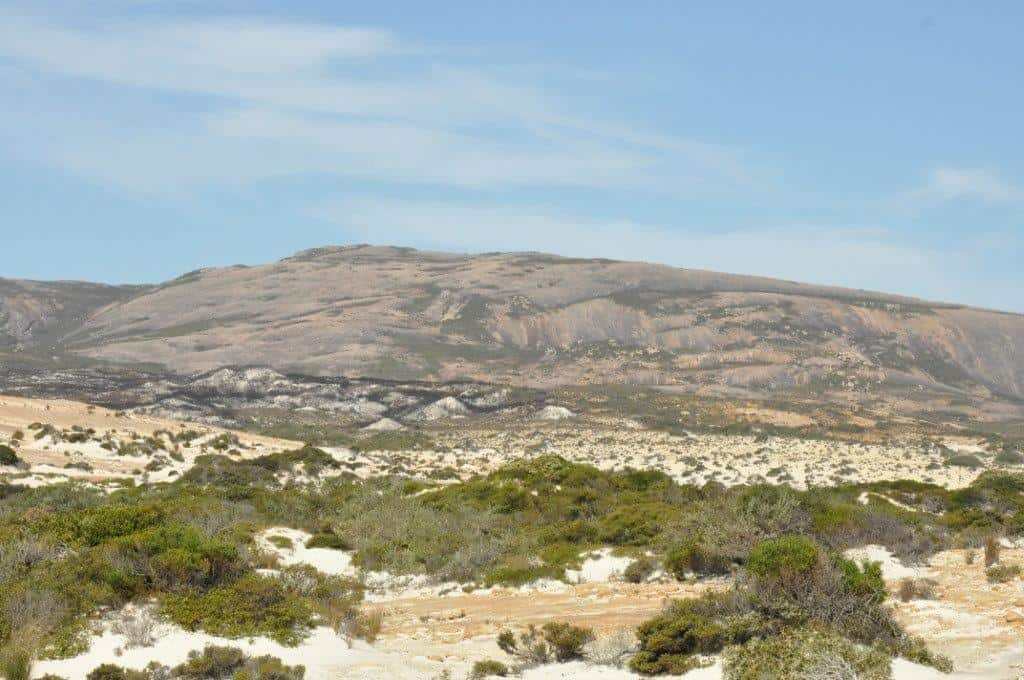 Cape Arid, Thomas River