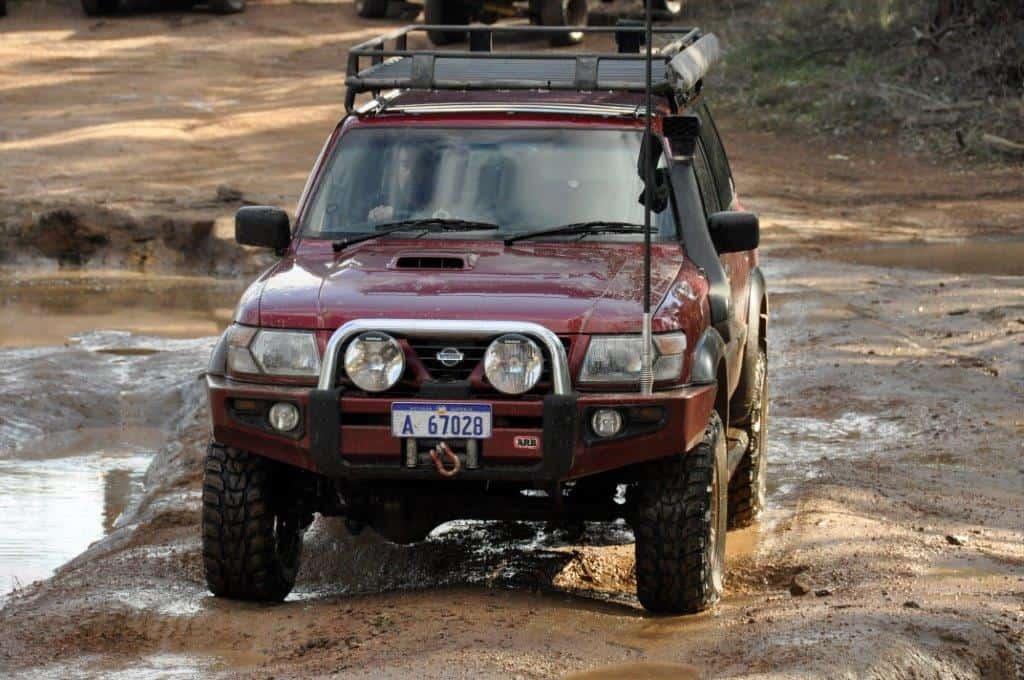 GU Patrol at Mundaring