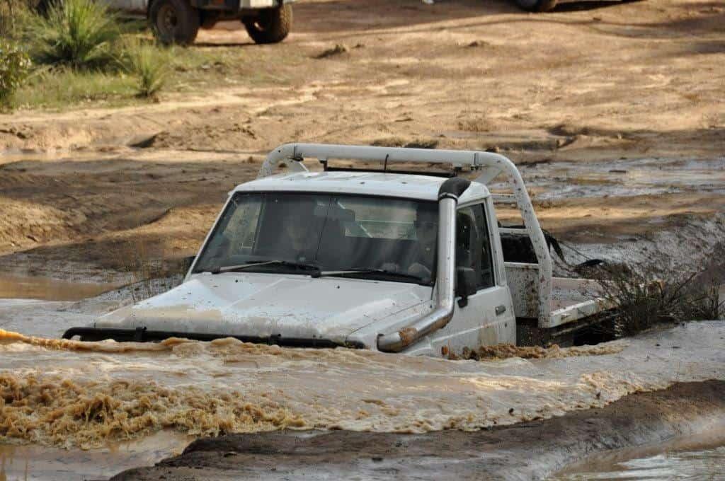 Mundaring Bog Holes